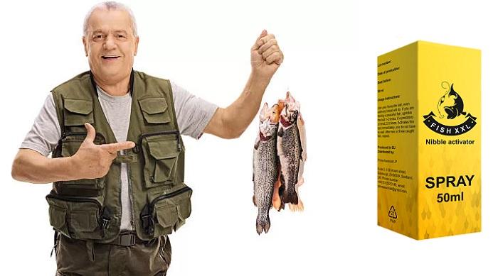 Fish XXL FÜR EISANGELN: garantiert den doppelten Effekt!