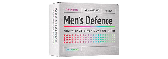 Men's Defence: Professionelle Behandlung gegen Prostatitis