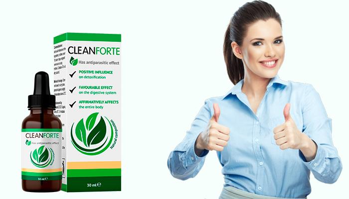 Clean Forte: Fangen Sie an, ohne Warzen und Papillome zu leben jetzt sofort!