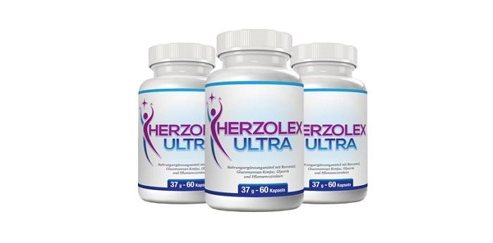 HERZOLEX ULTRA abnehmen: schließen Sie sich den Tausenden an, die bereits 0,5 kg pro Tag verlieren!