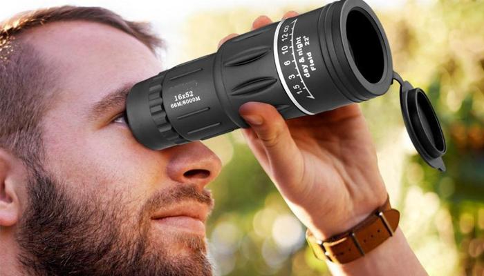 Bushnell: Neue Generation super scharf Fernglas