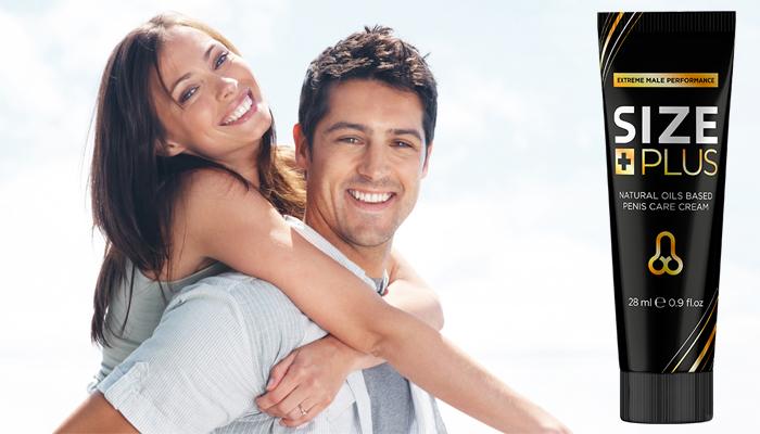 SizePlus für Potenz: Verbessern Sie Ihre sexuelle Kraft