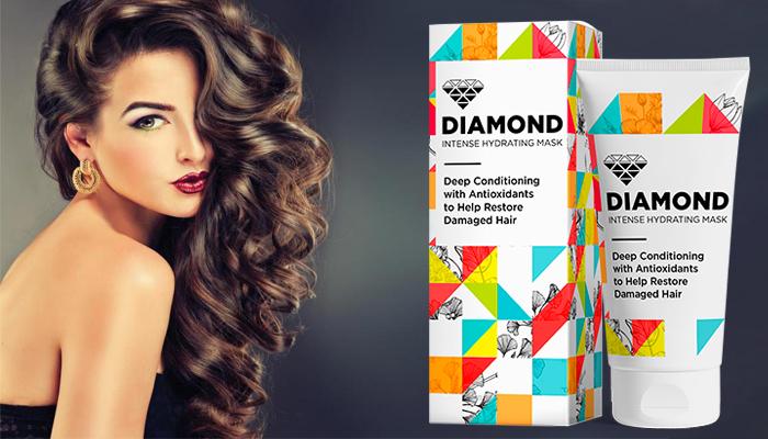 Diamond: schnelle Rekonstruktion von geschädigtem Haar