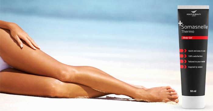 Somasnelle Gel: Genießen Sie schöne Beine ohne Krampfadern!