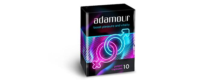 Adamour: Harte und anhaltende Erektion nach 10 Minuten