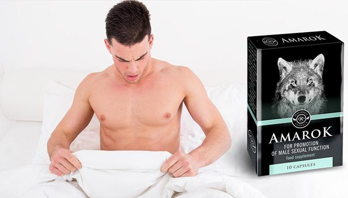 AMAROK für die Potenz: Maximales Vergnügen am Sex