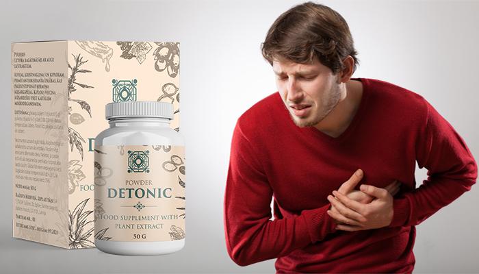 Detonic gegen Hypertonie: Blutdruck in Normbereich seit erster Anwendung und für immer