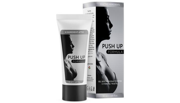 PushUP Formula: Creme für die Vergrößerung und Elastizität der Brust
