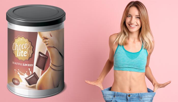 Choco Lite: du nimmst ohne stress und hungergefühl ab