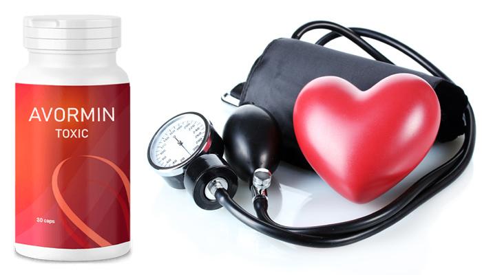 AVORMIN Toxic gegen Bluthochdruck: normaler Blutdruck seit der ersten Einnahme und für ewig