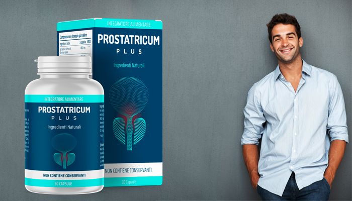 Prostatricum Plus: Befreien Sie sich von Prostatitis für 1 Kurs!