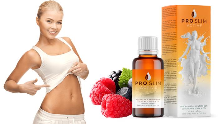 ProSlim Active zum Abnehmen: gewichtsverlust von 10-12 kg pro Monat