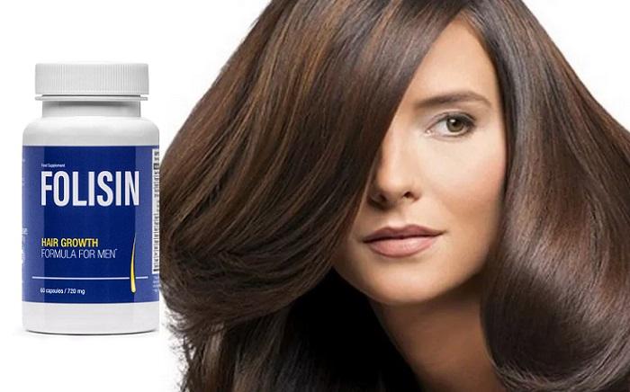 Folisin gegen Haarausfall: Ihr Haar wird dick und gesund sein!