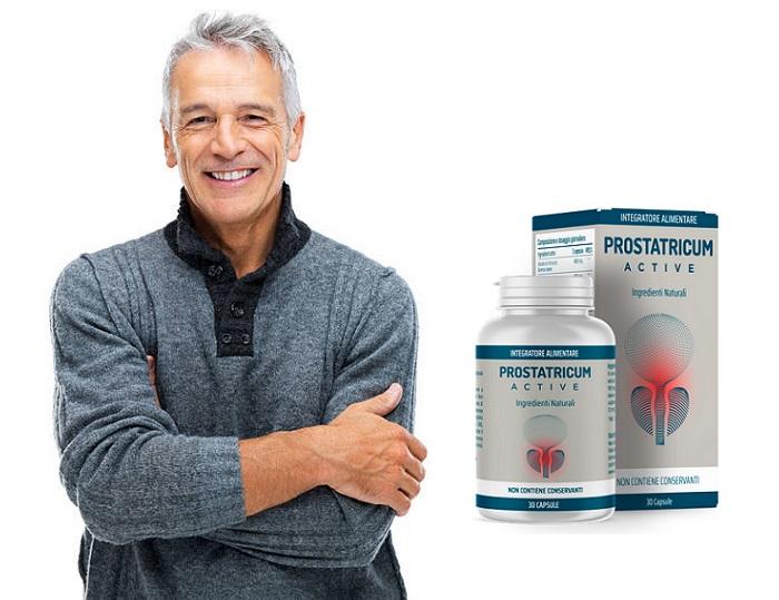 Prostatricum Active von Prostatitis: lindert Schmerzen und Entzündungen für 1 Kurs!