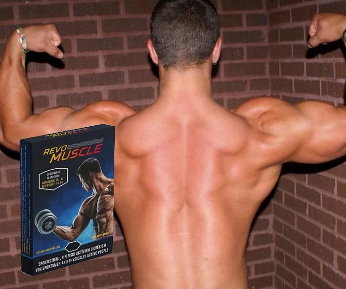 REVOMUSCLE für den Muskelaufbau: schnelle und effektive Ergebnisse!