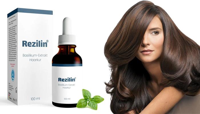 Rezilin: Die natürliche Alternative bei Haarausfall
