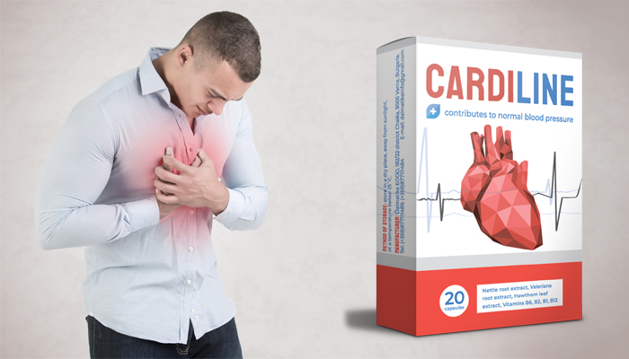Cardiline gegen Hypertonie: Blutdruck in Normbereich seit erster Anwendung und für immer