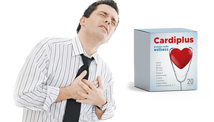 Cardiplus gegen Hypertonie: Retten Sie sich vom Tod wegen Infarkt oder Insult!