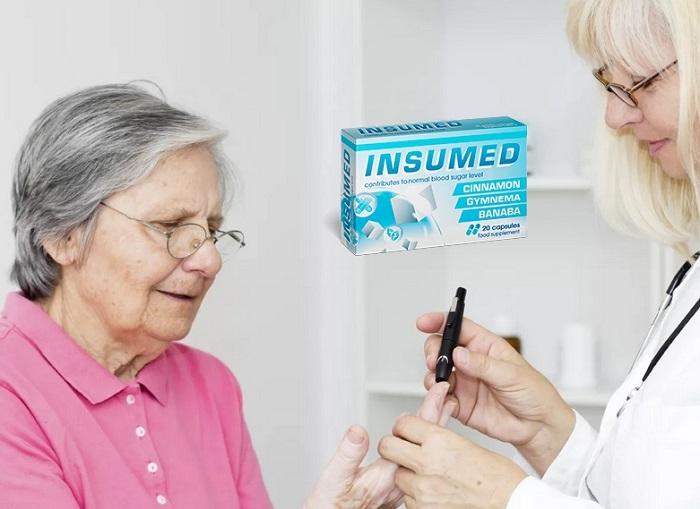 Insumed von Diabetes: stabilisiert den Zuckerspiegel und normalisiert die Insulinproduktion!