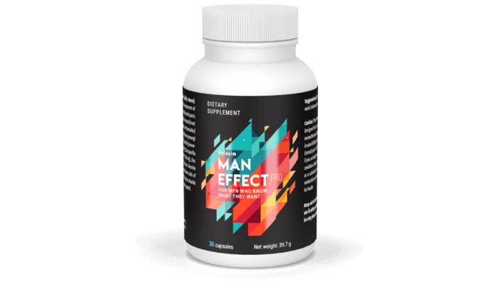 Man Effect Pro für die Potenz: in 28 Tagen ist Ihr Penis binnen 4 Sekunden zum Sex bereit sein