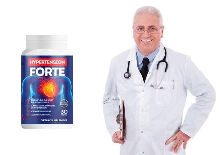HYPERTENSION FORTE von Bluthochdruck: Innovation und Durchbruch in der Kardiologie!