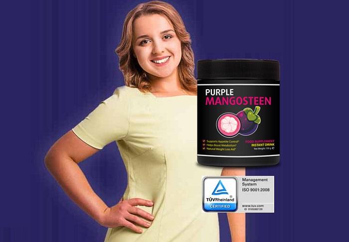 PURPLE MANGOSTEEN abnehmen: lässt in 2 Wochen bis zu 10 kg Fett schmelzen!