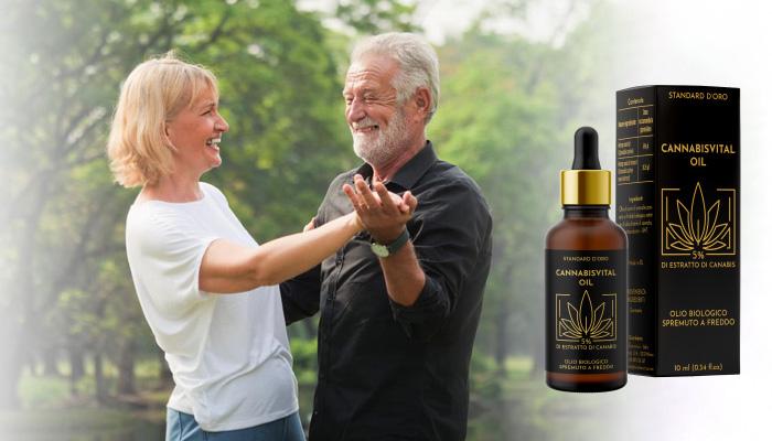 CANNABISVITAL OIL für Gelenke: Stellt die Beweglichkeit der Gelenke wieder her