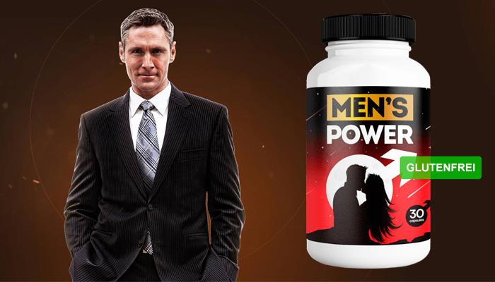 MEN'S POWER gegen Prostatitis: Prostatitis ist kein Hindernis mehr für Ihr Sexualleben!