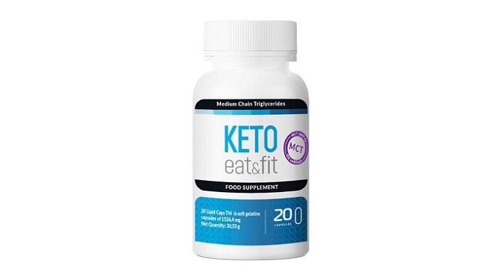 Keto Eat&Fit abnehmen: Fett mühelos loswerden!