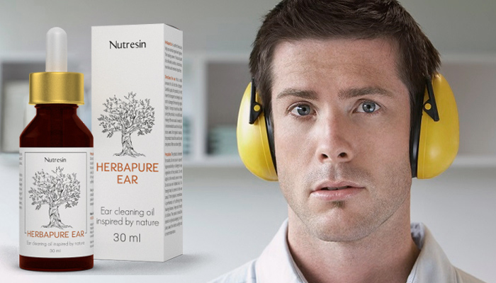 Nutresin - Herbapure Ear zum Hören: in 28 Tagen hört man sogar ein Flüstern ohne Hörgerät