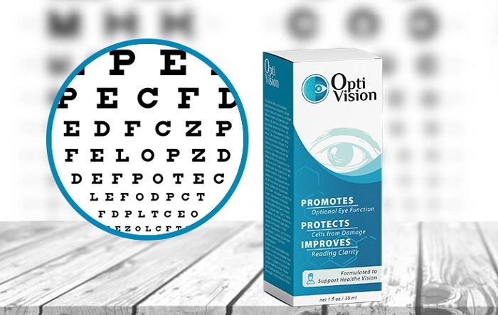 OptiVision für die Vision: WIEDERHERSTELLUNG DER SEHKRAFT OHNE OPERATION!