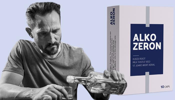 """Alkozeron gegen Alkoholismus: Sagen Sie """"NEIN"""" zu Alkohol und verändern Sie Ihr Leben!"""