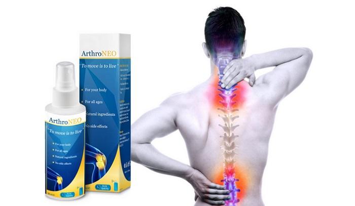 ArthroNEO für Gelenke: lindert Schwellungen und schmerzhafte Empfindungen!