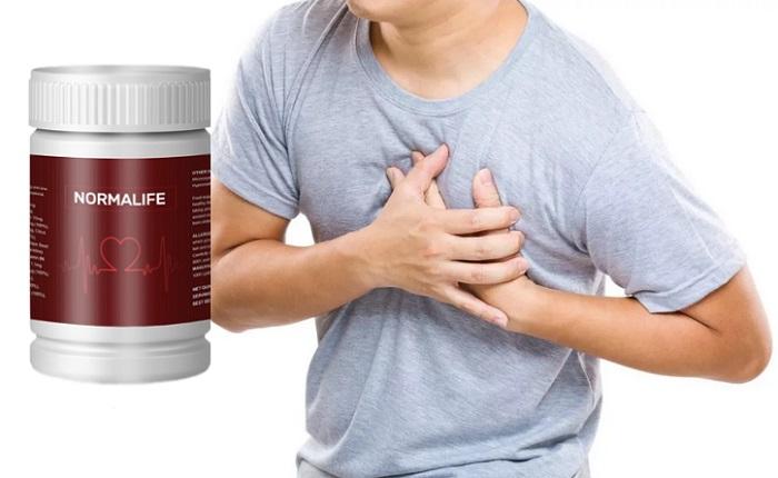 Normalife gegen Bluthochdruck: zuverlässiger Schutz Ihres Herzens und Ihrer Blutgefäße!