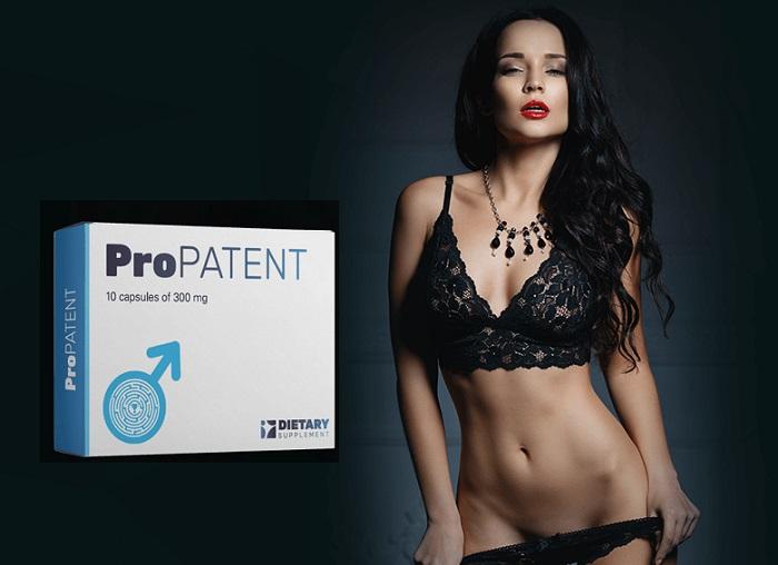 ProPatent für Potenz: macht dich im Bett winterhart und stärker!