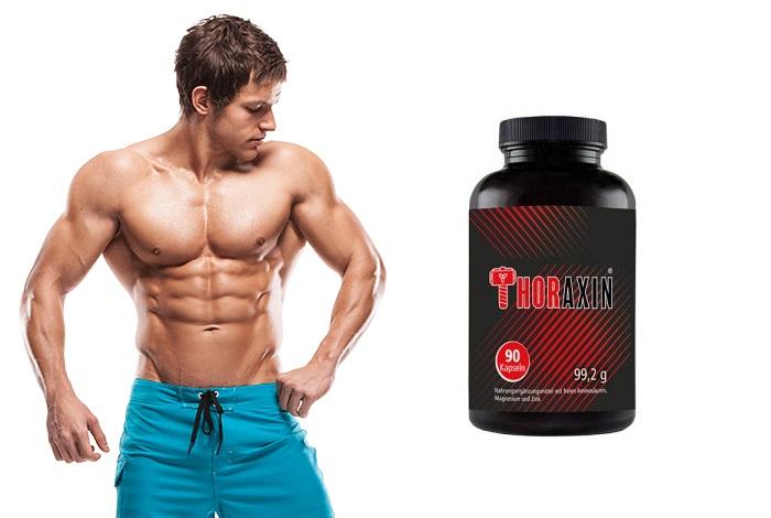 THORAXIN verschafft Dir Muskelmasse, Definition und einen Traumkörper!