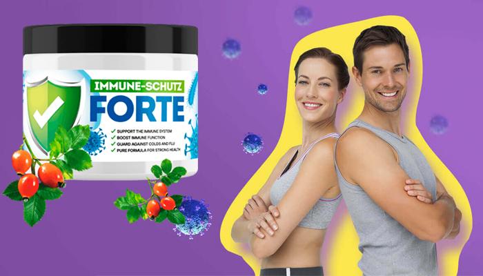 Immune Protect Forte: Formuler für Stärke immunität