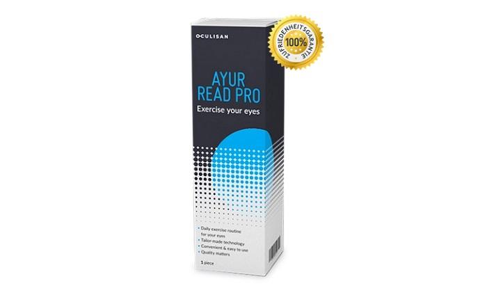 Ayur Read Pro zur Wiederherstellung der Sehkraft: Sie werden das Ergebnis in 21 Tagen spüren!
