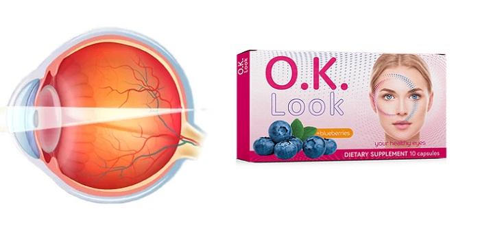 OK LOOK für die Vision: es wird Zeit Ihr Sehvermögen zu verbessern!