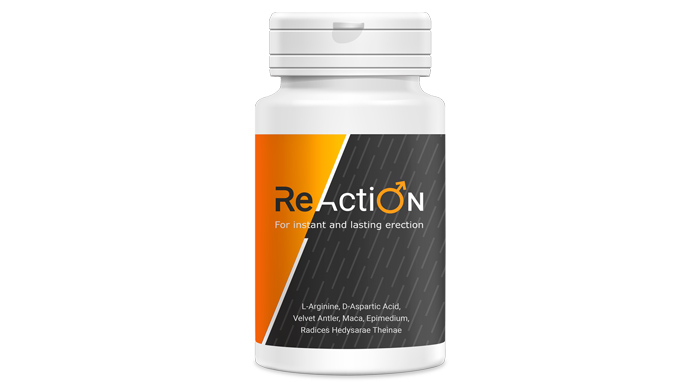 ReAction für die Potenz: Zuverlässige und dauerhafte Erektion