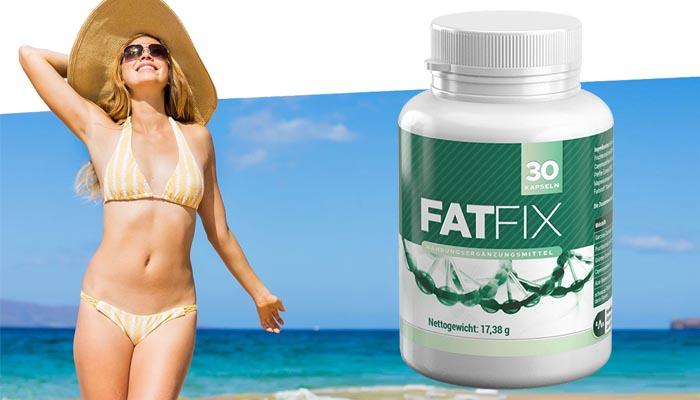 Fatfix zum Abnehmen: Sie brauchen nur 30 Tage, um 15 Kilo zu verlieren!