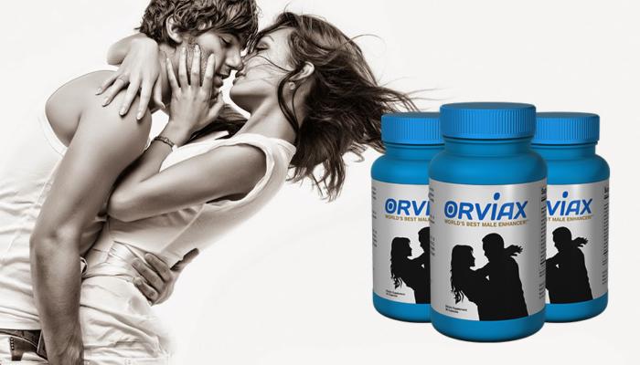 Orviax für die Potenz: Bestes Potenzmittel für Männer weltweit