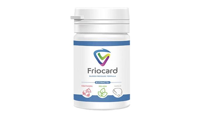 Friocard von Bluthochdruck: Kapseln zur Normalisierung des Blutdrucks in der warmen Jahreszeit!