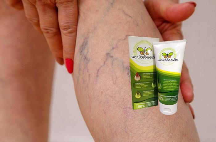 Varicobooster von Krampfadern: schnell lindert Schmerzen und schwere in den Beinen!