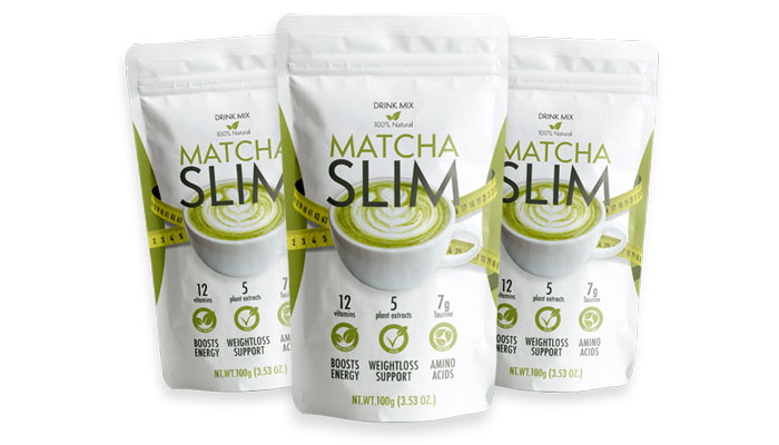 Matcha Slim zum Abnehmen: männliches Fett richtig verbrennen!