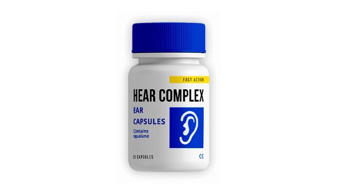 HEAR COMPLEX zur Verbesserung des Hörvermögens: STELLT DAS GEHÖR IN 2 WOCHEN VOLLSTÄNDIG WIEDER HER!