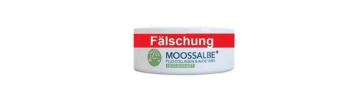 MOOSSALBE+ von Falten: die unbedenkliche Alternative zur Nadel!
