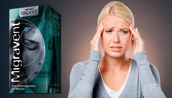 Migravent gegen Migräne: Keinen Fehltag mehr wegen Migräne