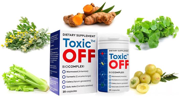 Toxic OFF gegen Parasiten: schneller und zuverlässiger Sieg im Kampf gegen Parasiten