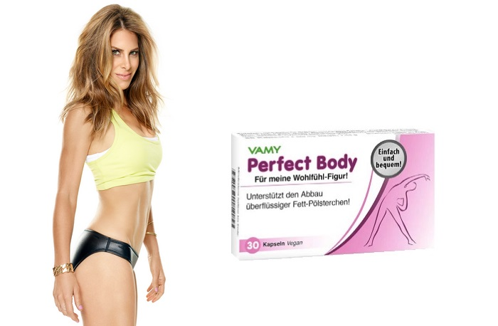 VAMY Perfect Body abnehmen: ein revolutionärer Weg, um Gewicht zu verlieren!